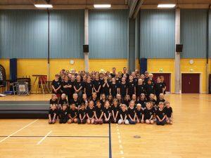 Gymnastik skole 1